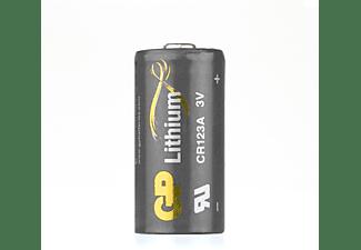 GP CR123A CR123A Batterie, LITHIUM , 3 Volt, 1400 mAh 1 Stück