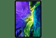 APPLE iPad Pro 11 (2020), Tablet, 256 GB, 11 Zoll, Silber