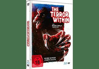 The Terror Within Blu-ray + DVD