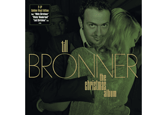 Till Brönner - The Christmas Album (Ltd.Gold Edition)  - (Vinyl)