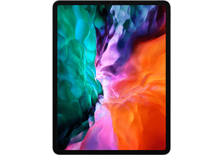 APPLE iPad Pro 12.9 Cellular (2020), Tablet, 256 GB, 12,9 Zoll, Space Grey
