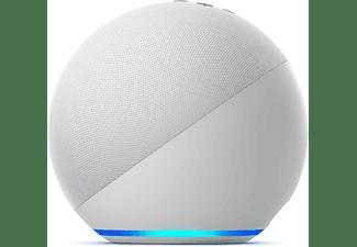 AMAZON Echo (4. Generation), mit Alexa, Smart Speaker, Weiß