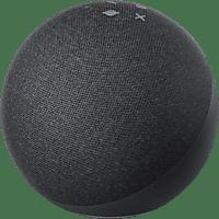 AMAZON Echo (4. Generation), mit Alexa, Smart Speaker, Anthrazit