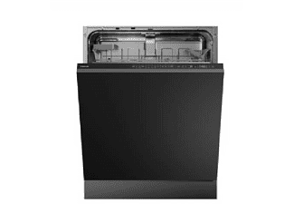 Lavavajillas - Teka DFI 46900, Integrable, 9 programas, 14 servicios, Programación diferida,  Negro