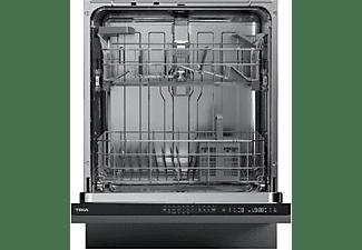 Lavavajillas - TEKA DFI 46700, Integrable, 9 programas, 14 cubiertos, Función media carga,  Negro