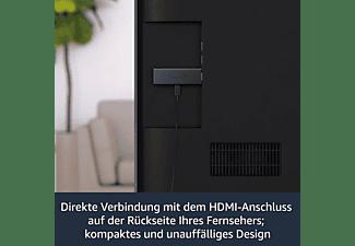 AMAZON FireTVStickLite mit Alexa-Sprachfernbedienung Lite Streaming Stick, Schwarz