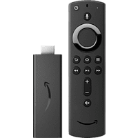 AMAZON FireTVStick mit Alexa-Sprachfernbedienung Streaming Stick, Schwarz