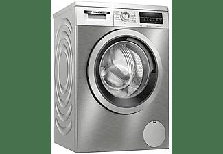 Lavadora carga frontal - Bosch WUU28T7XES, 9 kg, 1400 rpm, 15 programas, Inox