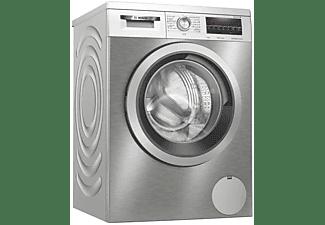 Lavadora carga frontal - Bosch WUU24T7XES, 9 kg, 1200 rpm, 15 programas, Inox