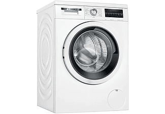 Lavadora carga frontal - Bosch WUU28T60ES, 8 kg, 1400 rpm, 15 programas, Blanco