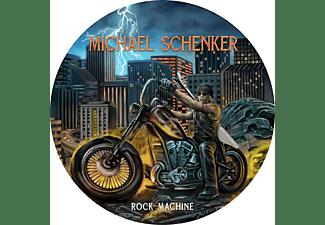 Michael Schenker - ROCK MACHINE  - (Vinyl)