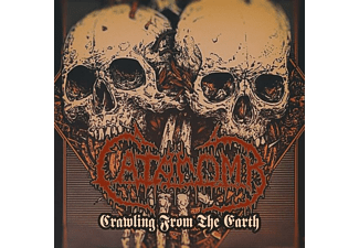 Catacomb - Crawling From The Earth  - (CD)