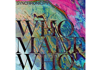 Who Made Who - SYNCHRONICITY  - (CD)