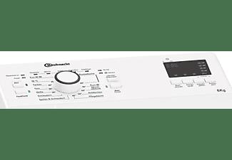BAUKNECHT WMT PRO 6U SD N Waschmaschine (6 kg, 1152 U/Min., A+++)