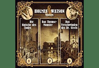 Holmes & Watson - Holmes And Watson Mysterys Vol.1 (3CD Boxset)  - (CD)