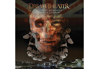 Dream Theater - Distant Memories-Live in London  - (CD)