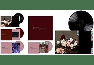 New Order - POWER CORRUPTION AND LIES (DEF.EDIT./LP+DVD+CD)  - (LP + DVD + CD)