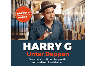 Harry G - Unter Deppen-Das Hörbuch  - (CD)