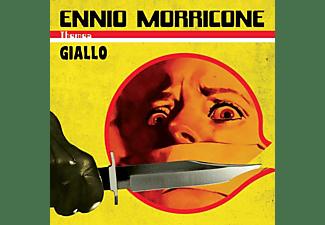 Ennio Morricone - Giallo-Limited 180 Gram Yellow And Black Marbled V  - (Vinyl)