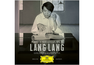Lang Lang - Bach: Goldberg Variations (Deluxe Edt.)  - (CD)