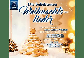 VARIOUS - Die Beliebtesten Weihnachtslieder  - (CD)