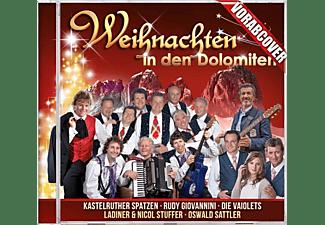 VARIOUS - Weihnachten in den Dolomiten  - (CD)