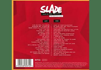 Slade - CUM ON FEEL THE HITZ - THE BEST OF SLADE  - (CD)