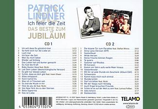 Patrick Lindner - Ich feier die Zeit-Das Beste zum Jubiläum  - (CD)