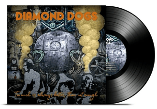 Diamond Dogs - TOO MUCH IS ALWAYS BETTER THAN NOT ENOUGH  - (Vinyl)