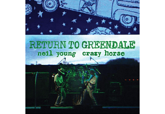 Neil Young, Crazy Horse - RETURN TO GREENDALE (DELUXE)  - (LP + DVD + CD)