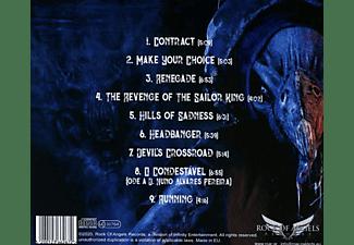 Attick Demons - DAYTIME STORIES, NIGHTTIME TALES  - (CD)