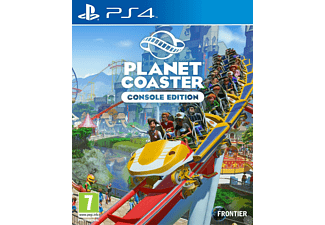 Planet Coaster (Console Edition) | PlayStation 4