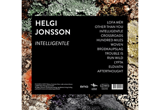 Helgi Jonsson - Intelligentle  - (Vinyl)