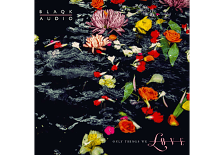 Blaqk Audio - Only Things We Love (Water Picture Disc)  - (Vinyl)