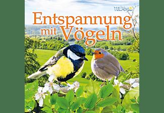 VARIOUS - Entspannung mit Vögeln  - (CD)