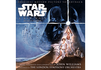 The London Symphony Orchestra - STAR WARS - A NEW HOPE  - (Vinyl)