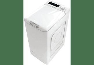 Lavadora carga superior- Haier RTXSG47TMC-37, 7kg, 1400rpm, Inverter, Antibacterias, Vapor, Blanco