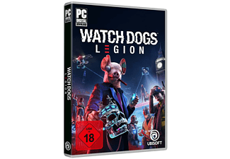 Watch Dogs: Legion (Code in der Box) - [PC]