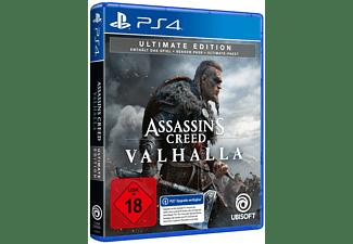 Assassins Creed Valhalla Ultimate Edition - [PlayStation 4]