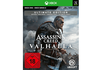 Assassins Creed Valhalla Ultimate Edition - [Xbox One]
