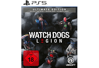 PS5 WATCH DOGS: LEGION ULTIMATE EDITION - [PlayStation 5]