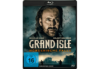 Grand Isle - Mörderische Falle Blu-ray