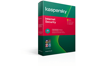 Kaspersky Internet Security 3 Geräte (Code in der Box) - [PC]