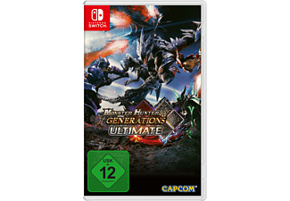 Monster Hunter Generations Ultimate - [Nintendo Switch]