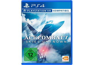 Ace Combat 7: Skies Unknown - [PlayStation 4]