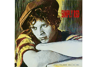 Simply Red - PICTURE BOOK  - (Vinyl)
