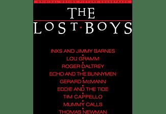 VARIOUS - THE LOST BOYS  - (Vinyl)