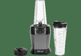NINJA BN495EU Standmixer Schwarz/Silber (1000 Watt, 0.7 Liter)