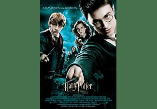 Harry Potter Y La Orden Del Fénix (Ed. 2020) - UHD 4K + Blu-ray