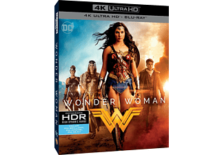 Wonder Woman - UHD 4K + Blu-ray
